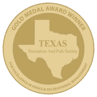 Gold Medal Award Winner For Excellence in Parks and Recreational Management