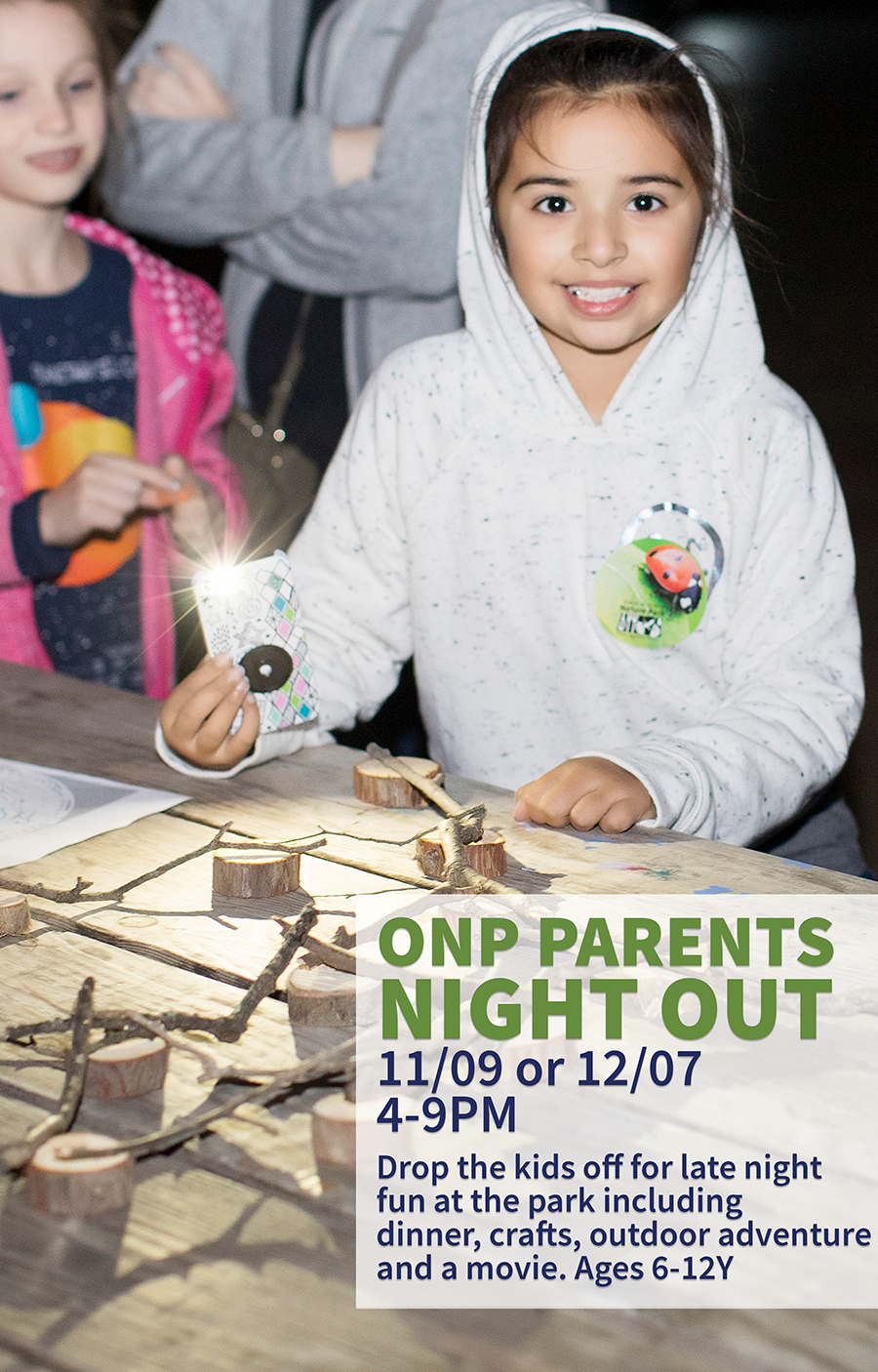 onp parents night out nov 9
