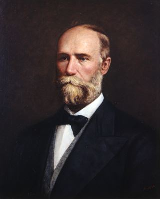 Texas Governor Edmund Davis