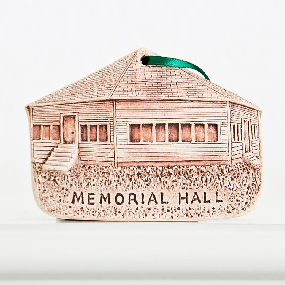 Memorial Hall Ornament