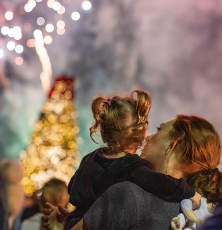 Check out the schedule for Hometown Holidays 2019
