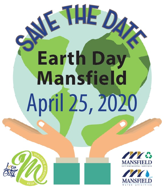 earth day mansfield_save the date_april 2020