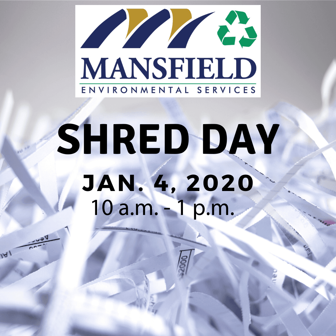 Shred Day January