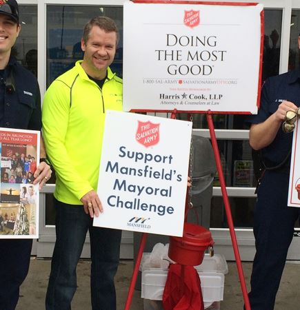 Mayoral Red Kettle Challenge