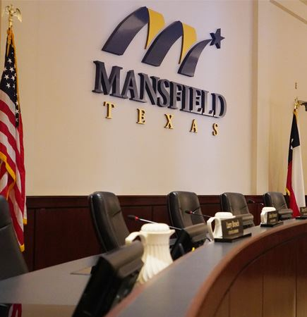 Mansfield City Council Chambers