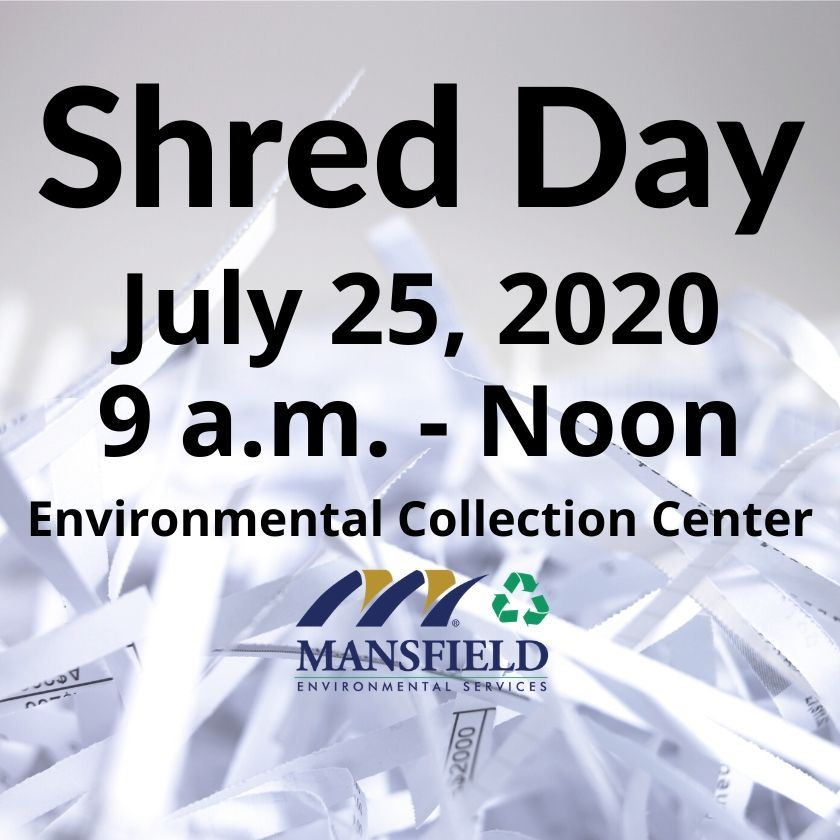 Shred Day July 2020