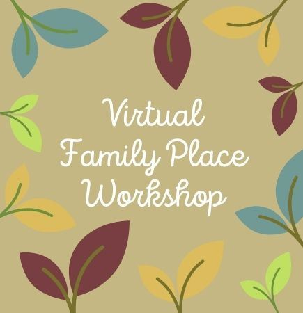 Virtual Family Place Workshop Newsflash
