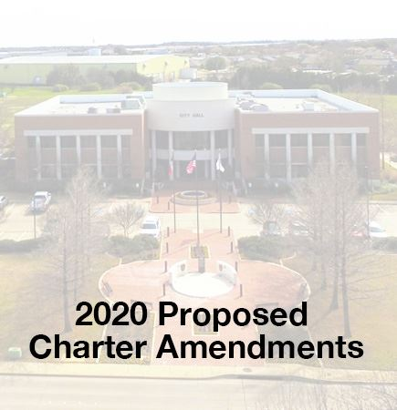 Proposed Charter Amendments graphic