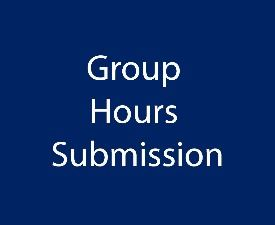 Blue Group Hours Button