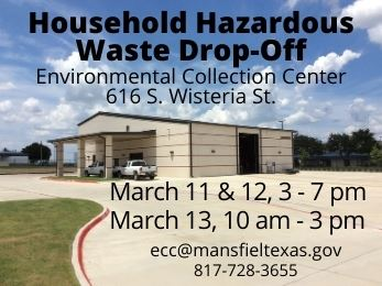 Household Hazardous Waste Drop-off_March. 2021