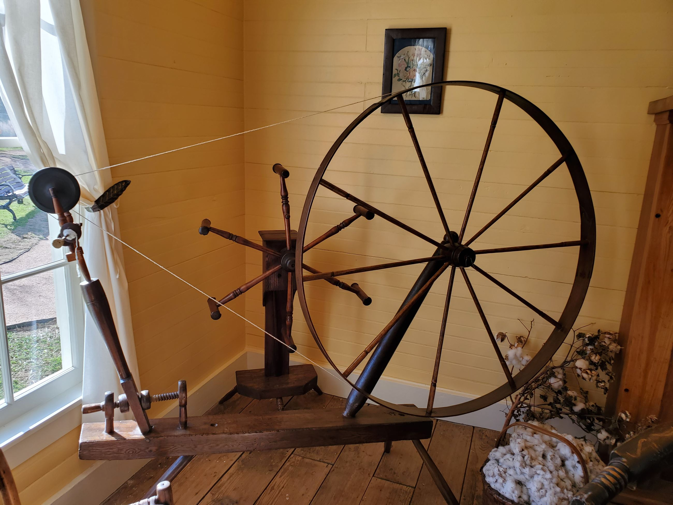 Spining Wheel and Yarn Winder