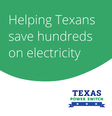 Texas Power Switch_Helping Texans Save_435X450