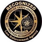 Texas Police Chiefs Association Recognition Program