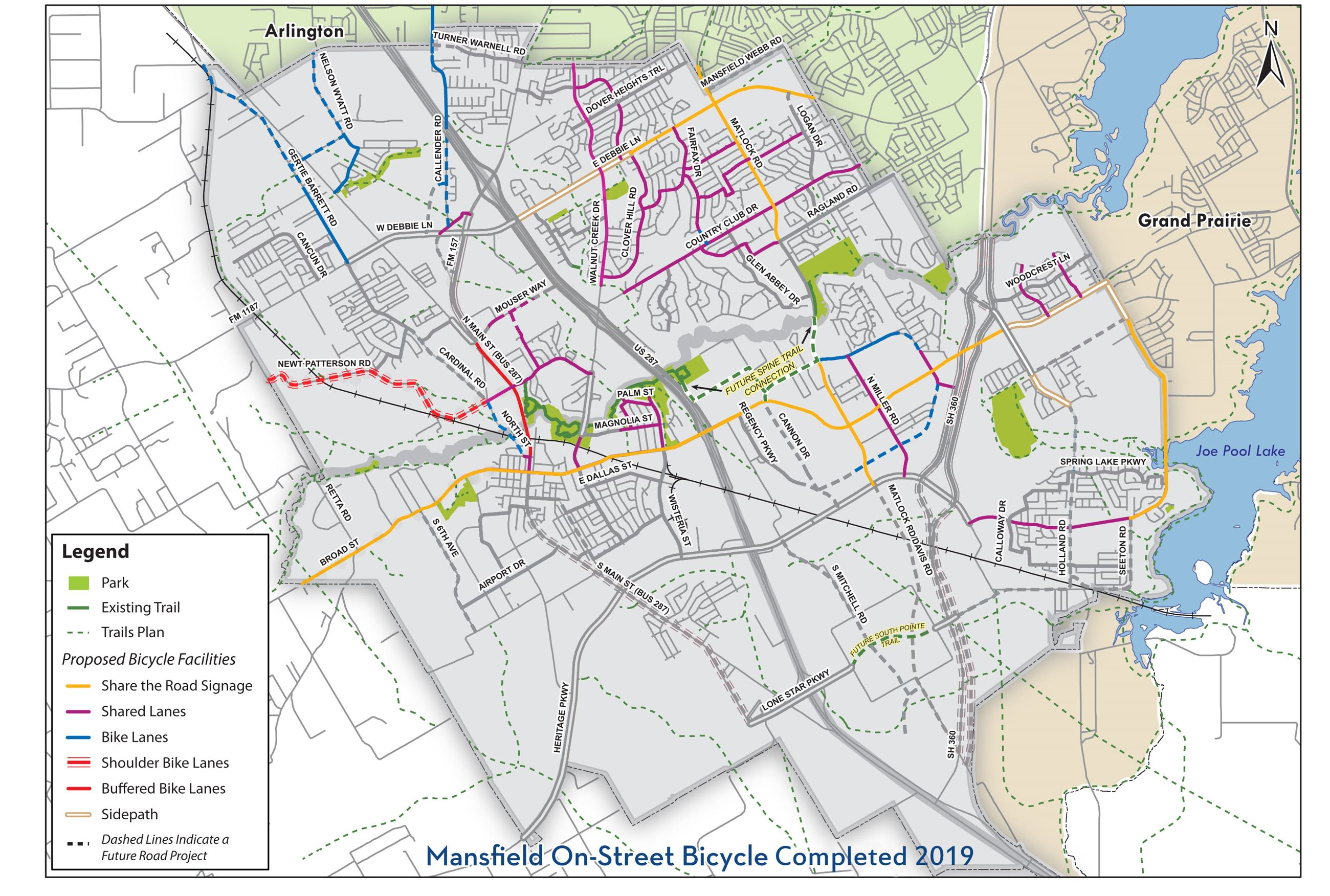 Bike Map Master Plan_Completed_2019