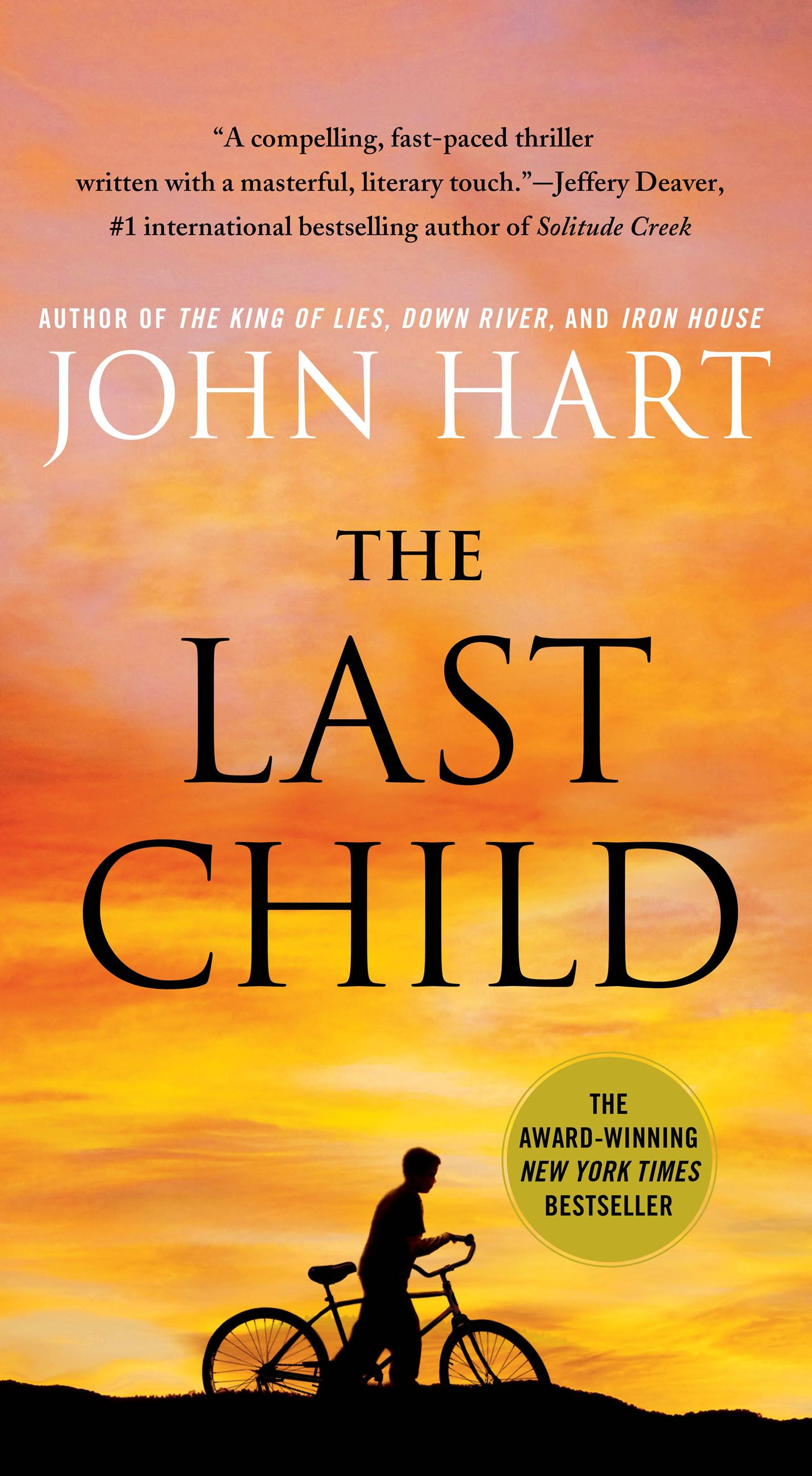 the last child book image