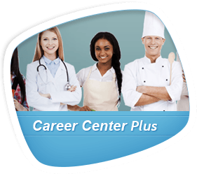 career center plus logo Opens in new window
