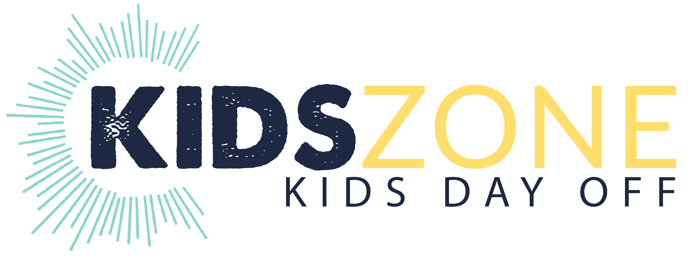 Kids Zone day off logo
