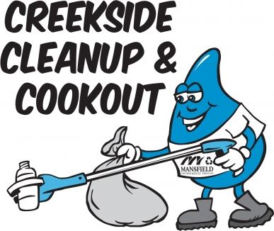 Creekside Cleanup and Cookout